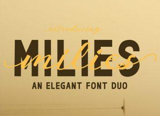 Milies Duo Font