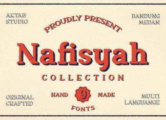 Nafisyah Font Family