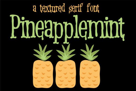 Pineapp lemint