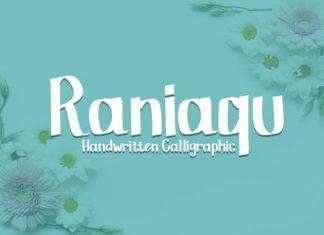 Raniaqu Font
