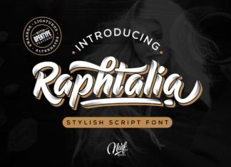 Raphtalia Font