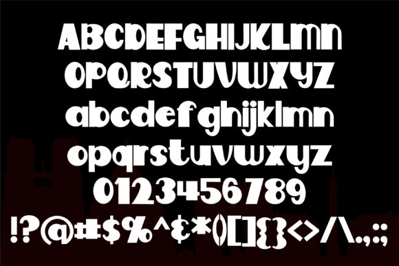 Rushless Font
