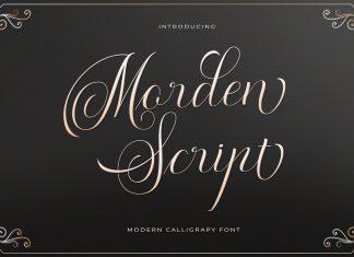 Schaudern Script Font