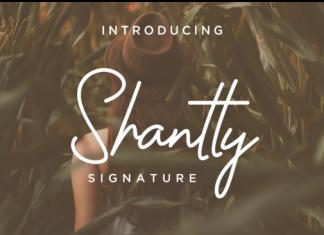Shantty Font