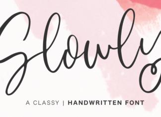Slowly Font