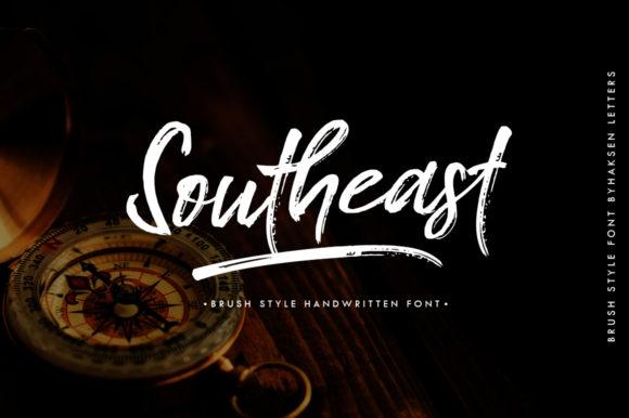Southeast font