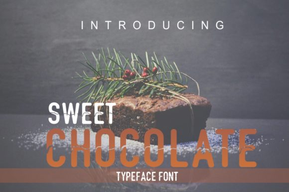 Sweet Chocolate Font