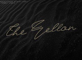 The Yellon Font