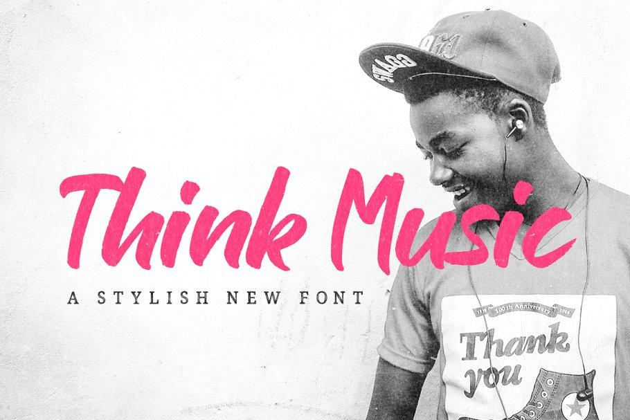 Think Music Script