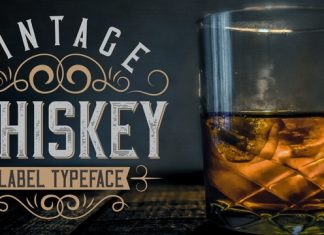 Vintage Whiskey Full Family