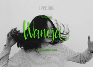 Wanoja Font