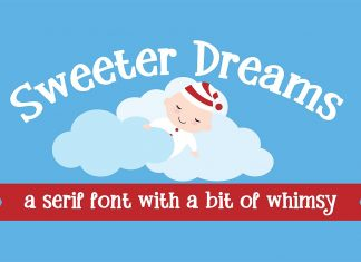 ZP Sweeter DreamsRegular Font