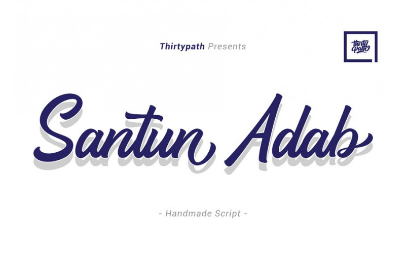 Santun Adab Font