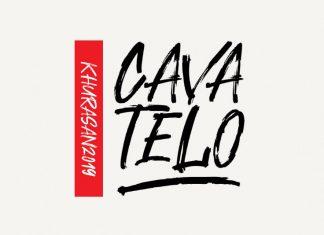 Cavatelo Font