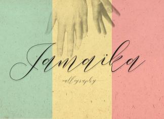 Jamaika Font