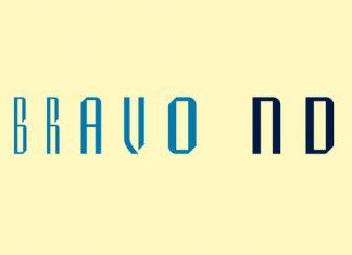 Bravo ND Font Family