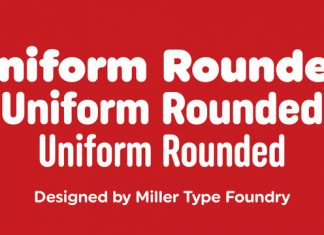 Uniform Rounded Full Family