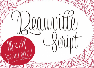 Beauville Script