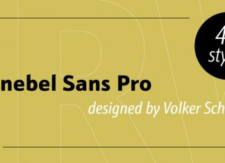 Schnebel Sans Pro Font Family