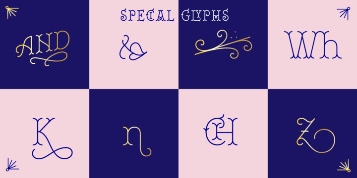 Royale Font Family