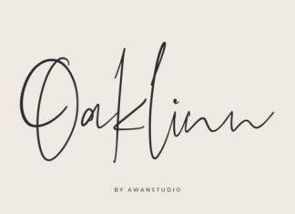 Oaklinn Font
