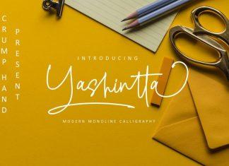 Yashintta Font Duo