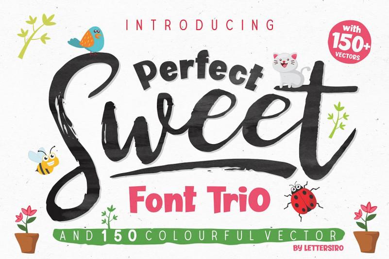 Perfect Sweet Font