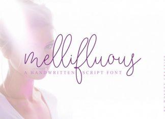 Mellifluous | Script Fonts