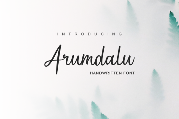 Arumdalu Font