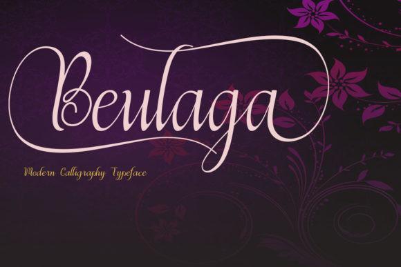 Beulaga Font