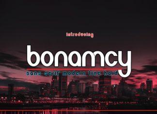 Bonamcy Font