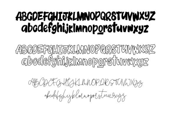 Canadien Monreal Font