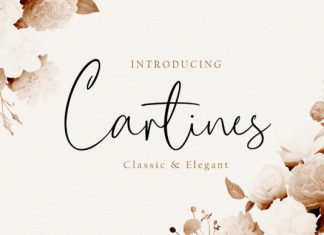 Cartines Font