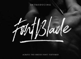 Font Blade