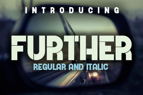Further Font