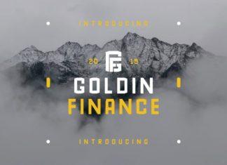 Goldin Finance Font