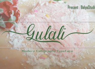 Gulali Font