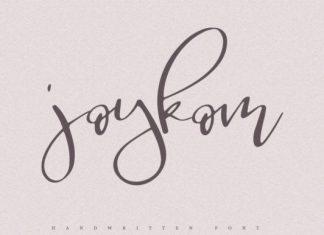 Joykom Font