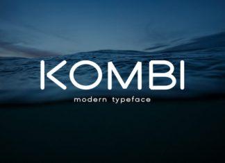 Kombi Font