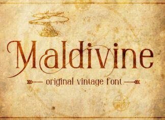 Maldivine Font