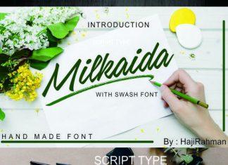 Milkaida Font