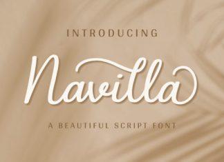 Navilla Font