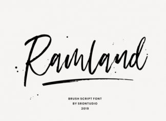 Ramland Font