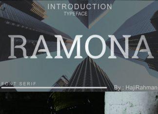 Ramona Font