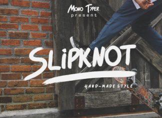 Slipknot Font