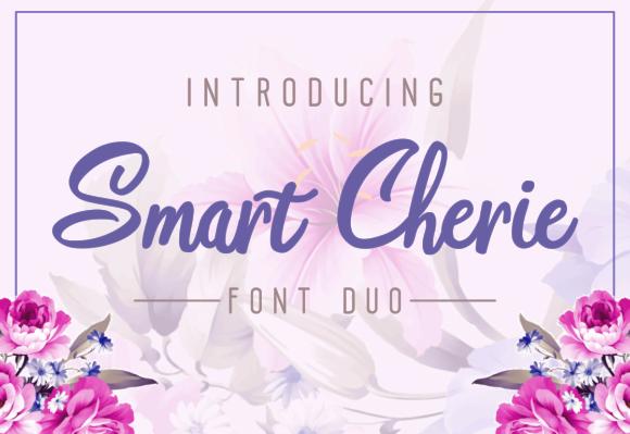 Smart Cherie Duo Font