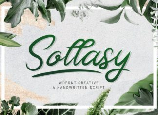 Sollasy Font