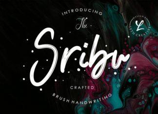 Sribu Font