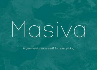 Masiva Font Family