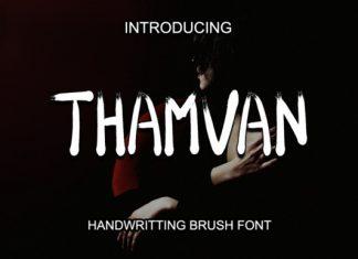Thamvan Font